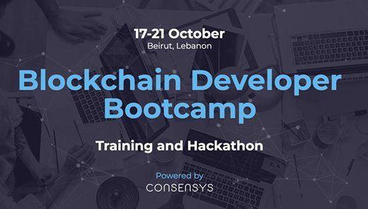 Blockchain Developer Bootcamp