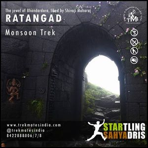 TMI One Day Trek to Ratangad On 9th June19.
