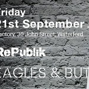 RePublik present Eagles &amp Butterflies (Innervisions)