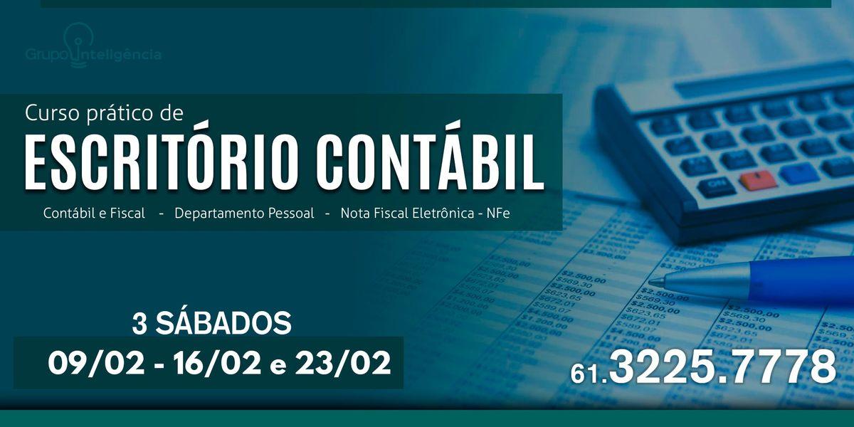CURSO PRTICO DE ESCRITRIO CONTBIL