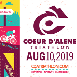 Coeur d'Alene Triathlon & Duathlon - Sports Events in Coeur