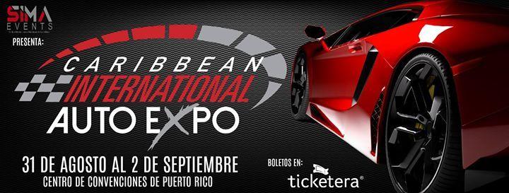 Caribbean International Auto Expo At La Gran Parada De Autos - International autos