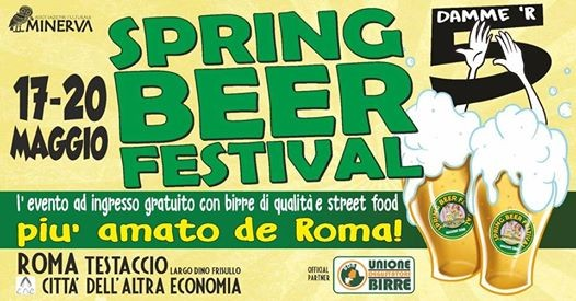 Spring Beer Festival Roma 2018 - Official