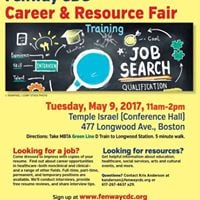 Fenway CDC Career and Resource Fair