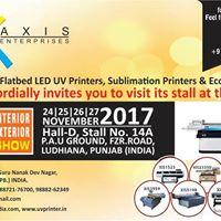 Intext Expo - Interior Exterior Show With UV Printers