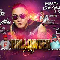 Halloween TEEN  Dynho Alves  B-Day Luan Pelegrino  04.11