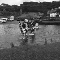 Horse Riding on the Beach- Ogmore