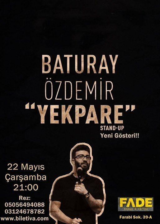 Yekpare - Baturay zdemir Stand Up