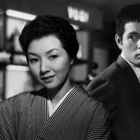 When A Woman Ascends The Stairs - Mikio Naruse
