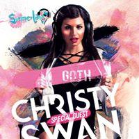 Dj Christy Swan at Summerland - Agrigento