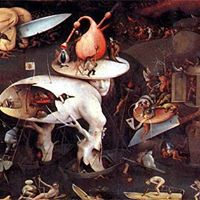 Hieronymus Bosch - Touched by the Devil