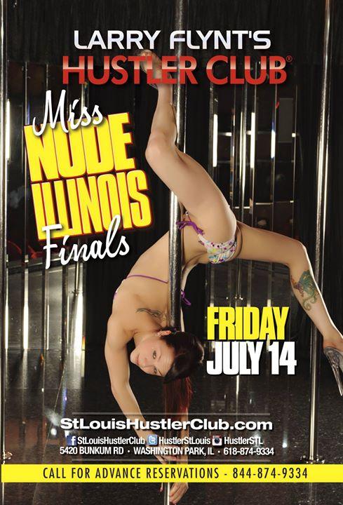 Miss Nude Illinois Finals