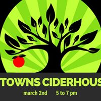 Friday Tasting-2 Towns Ciderhouse