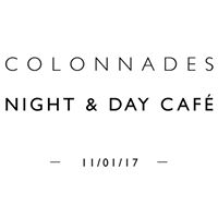 Colonnades at Night &amp Day Caf
