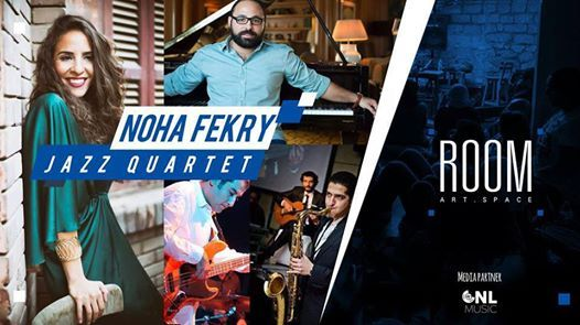 Noha Fekry Jazz Quartet at Room Art Space