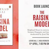 Book Launch The Raisina Model