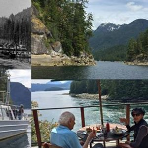 Boat Tour - Desolation Sound