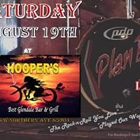Plan B Monsoon Party at Hoopers