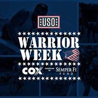 USO Warrior Week Virginia Beach VA