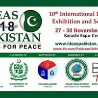 IDEAS 2018 (10th International Defence Exhibition and Seminar)