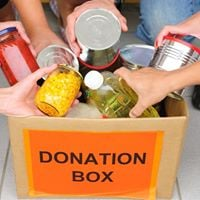 Helping Hands Food Drive