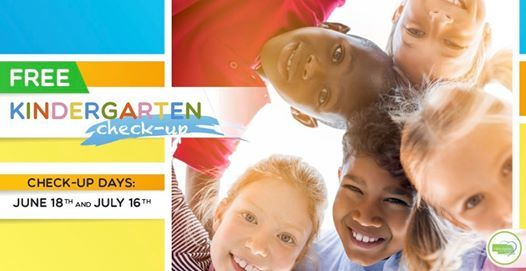 Free Kindergarten Check-up at NFD