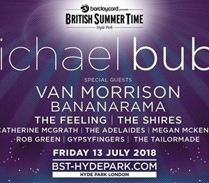 Michael Bubl  Barclaycard presents BST Hyde Park