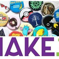 MAKEit Design egne buttons