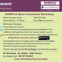 Hobbylu Music Awareness Workshop
