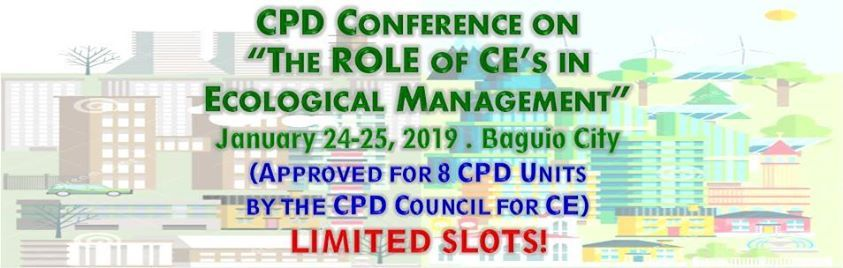 CPD Conference The Role of CEs in Ecological Management
