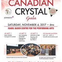 Canadian Crystal Gala