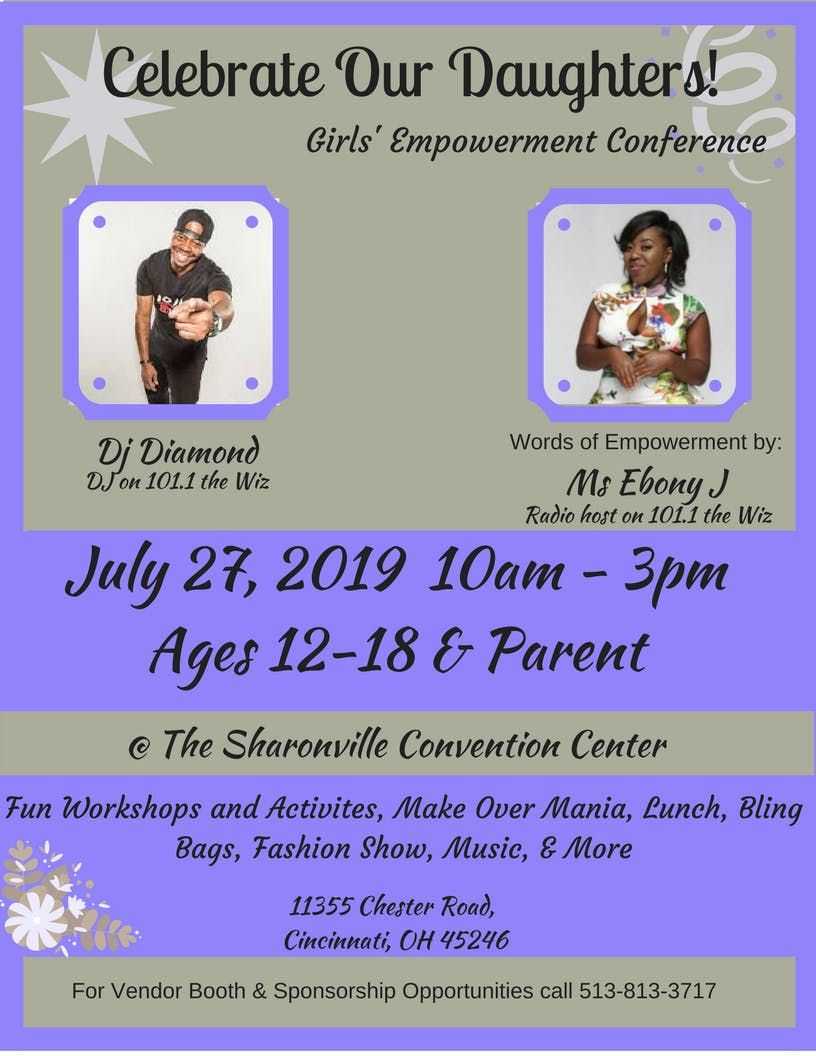 Celebrate Our Daughters Girls Empowerment Confrence