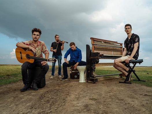 Radu Vlcu Quartet