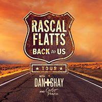 Back to Us Tour w Rascal Flatts