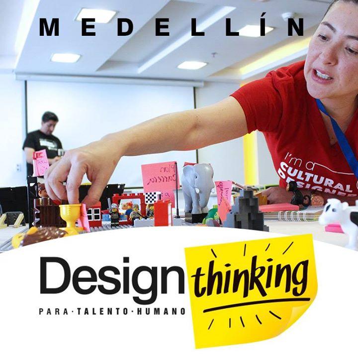 Design thinking para talento humano Quito