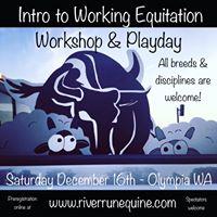 Winter WE Series 1 Intro to WE Workshop &amp Playday