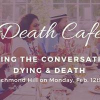Death Cafe (Richmond Hill)