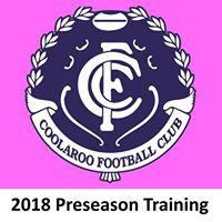 Coolaroo Preseason Training Womens