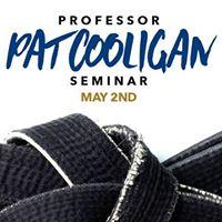Prof. Pat Cooligan Brazilian Jiu Jitsu Seminar