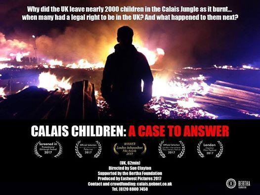 Calais Children A Case to Answer