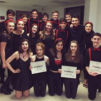 Accent A Cappella and Pitch Slapped Joint Concert