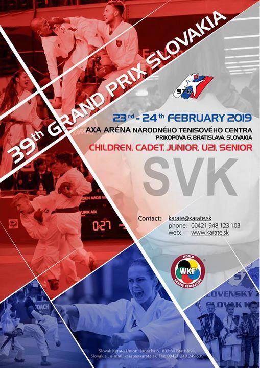 39th GRAND PRIX Slovakia