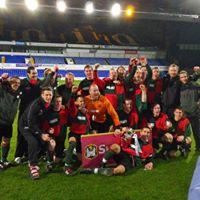 Bacton United 89 v Oulton Broad Junior Cup Final