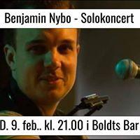 Benjamin Nybo - Solo koncert