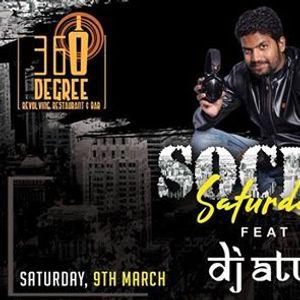 Social Saturday feat DJ Atul
