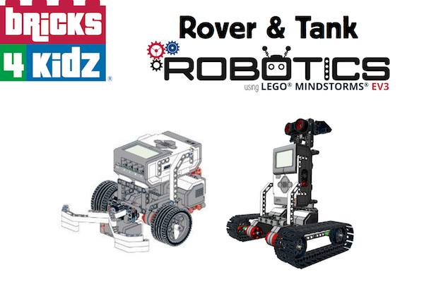 Rover & Tank Mindstorms® EV3® Advance Robotics at Thornlie Christian ...