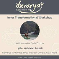 Inner Transformational Workshop
