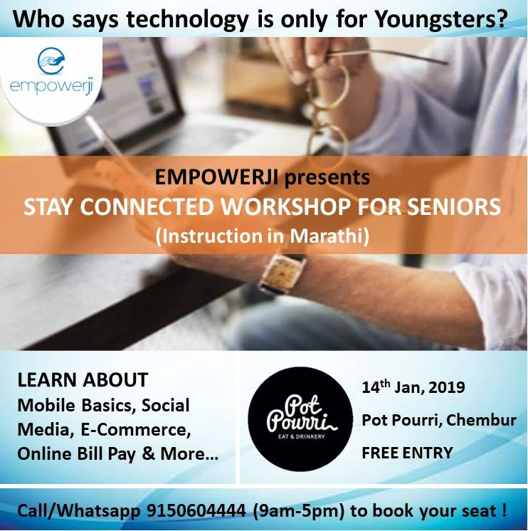 Stay Connected Workshop