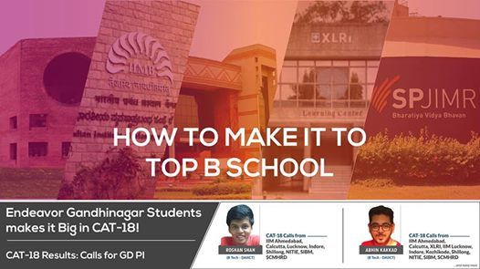 How to make it to Top B-School Seminar for CAT 2020 Aspirants