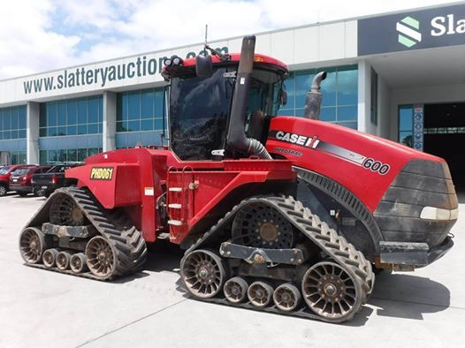 Truck Machinery & General Auction